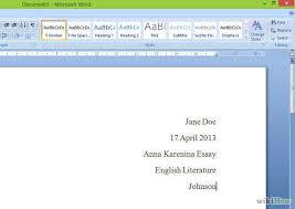 mani  res de faire en sorte qu     une dissertation paraisse plus longue wikiHow Image intitul  e Make an Essay Appear Longer Than It Is Step