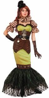 steampunk fairytale siren women costume fn73360 halloween