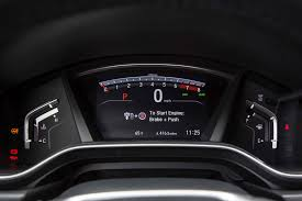 2017 honda cr v touring awd first test motor trend