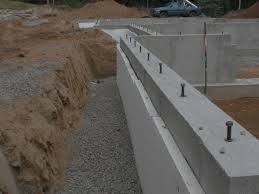 Insulating Basement Concrete Walls by Energy Efficient Do It All Insulation For Residential Applications