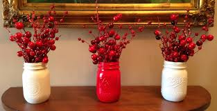 use mason jars in your christmas decorating when you make these