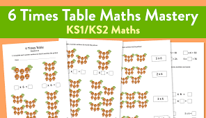 Two Way Tables Worksheet Free Maths Mastery Worksheets For Teaching Ks1 2 Times Tables