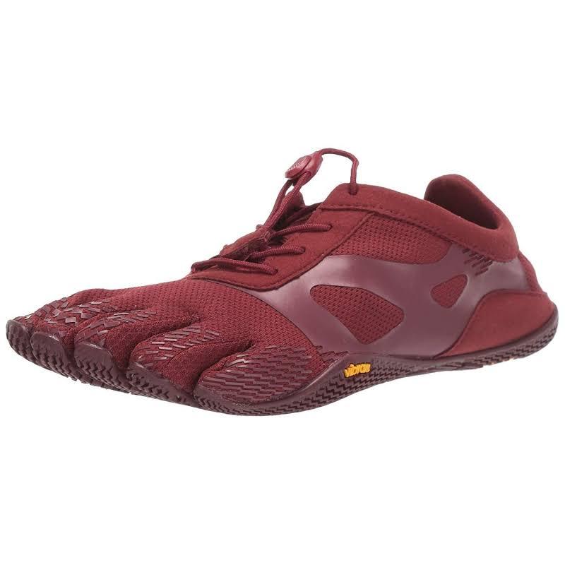 Vibram FiveFingers KSO EVO Running Shoe Burgundy/Burgundy 37 EU 19W070237