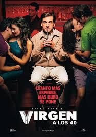 Virgen a los 40 (2005) [Latino]