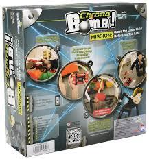 amazon how long until black friday ends amazon com chrono bomb original toys u0026 games