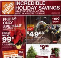 home depot refrigerator black friday home depot black friday 2017