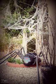 halloween yard decorations diy 50 large outdoor spider decoration diy halloween yard decor