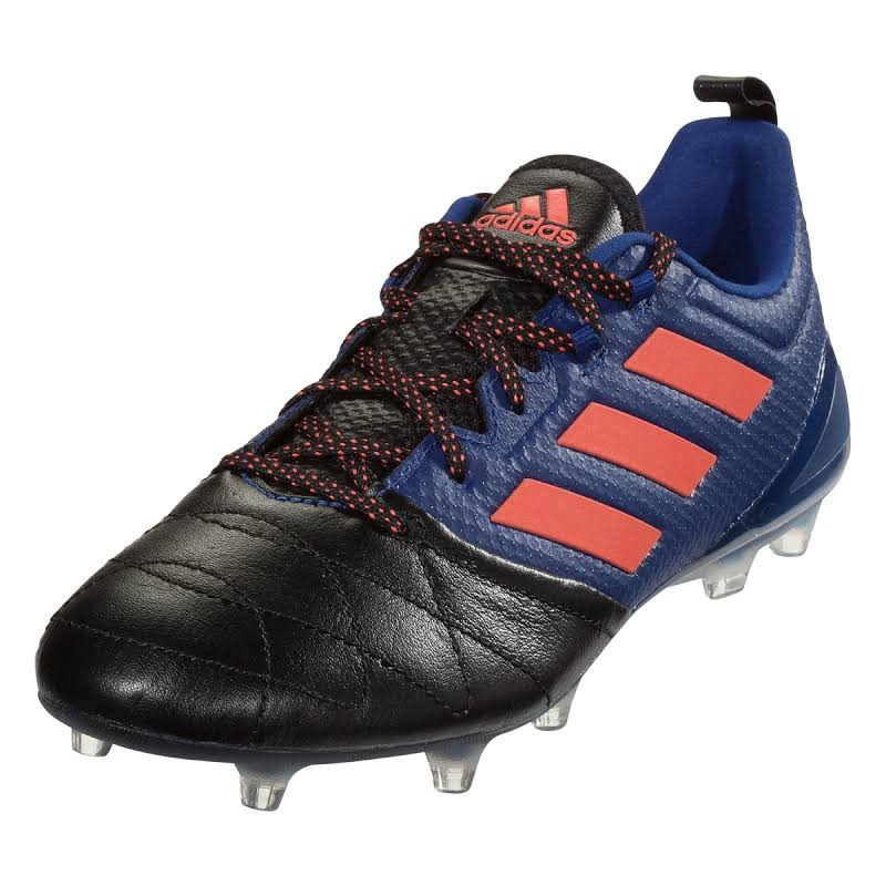 adidas Ace 17.1 Firm Ground Soccer Shoes Navy- Womens
