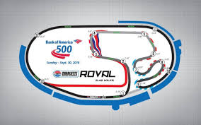 Phoenix International Raceway Map by Charlotte Road Course Race Added To Nascar Playoffs For 2018