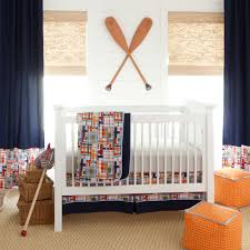 Nursery Boy Bedding Sets by Bedroom Fun Way To Decorate Your Kids Bedroom With Nautical Crib