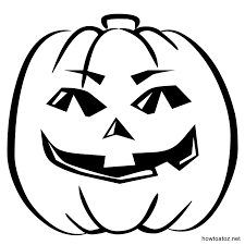 free halloween pumpkin templates printable u2013 festival collections