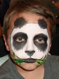wix com panda makeup face and panda