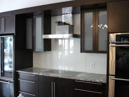 Glass Kitchen Tile Backsplash Ideas Large Glass Tiles Kitchen Backsplash Ideas Surripui Net