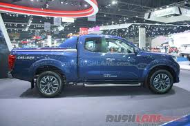 nissan to produce mercedes pickup based on nissan navara