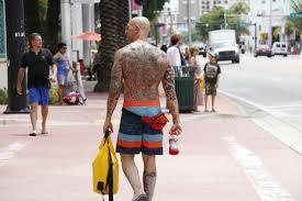 Partes do corpo que menos dói fazer tatuagem