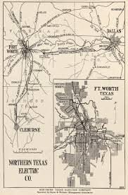 Downtown Dallas Map by A Guide To The History Of Dallas Texas Maps