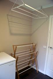 laundry room awesome laundry drying rack wall mount canada