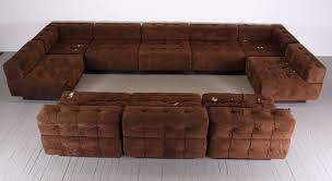 modular sofa sectional ten piece sectional sofa by harvey probber 1970 at 1stdibs