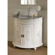 Bathroom Combined Vanity Units by Twin Black Wooden Vanity With Storage And White Sink Combined With