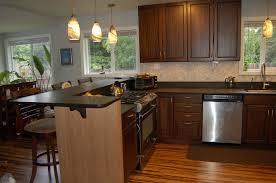 l shape modern kitchen layout cozy home design
