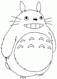tadpole coloring page totoro coloring pages totoro coloring pages to download and print