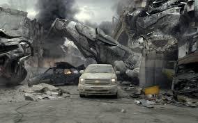 Chevy Carpocalypse SuperBowl Ads Symbolism