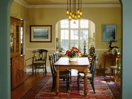impressive country dining room color schemes country dining room