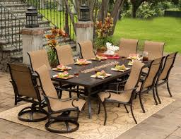 Martha Stewart 7 Piece Patio Dining Set - decorating exciting pattern outdoor rugs ikea for inspiring patio