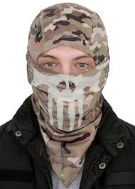ghost face mask military emersongear ghost skull balaclava mask multicam