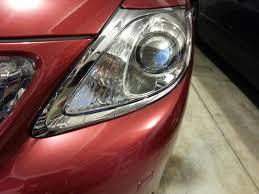 lexus cpo ls does condensation in headlamp cover under cpo warranty
