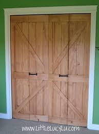Bifold Closet Door Locks by Decorating Wonderful Blue Folding Closet Doors For Home