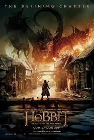 El Hobbit: La batalla de los Cinco Ejércitos ()