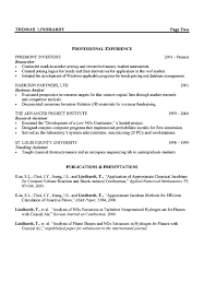 Skill Set Resume Examples by Aerospace Engineer Resume Example