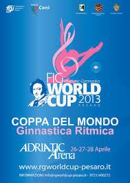 world cup pesaro 2013 - l'italia vince tre ori