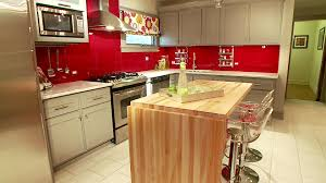 kitchen red painted kitchen cabinets paint colors for kitchen
