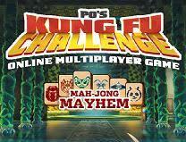 Friv Kung Fu Panda Mahjong Mayhem Games