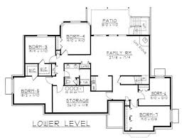 apartments house plans with inlaw suite on first floor the in