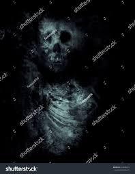 spooky halloween background free scary halloween grunge wallpaper spooky skull stock illustration