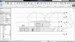 5 1 views levels u0026 floor plans revit architecture 2011 youtube