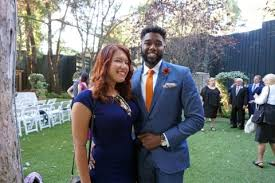 Jilliannie Hamburgo      Dominican  casting director  and Jarrett Couser      African American  advertising account executive  dating four years