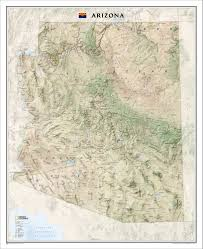 Payson Arizona Map by 855 Mogollon Rim Munds Mountain Trail Map National Geographic