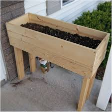backyards modern how to build a planter box the creative mom 48