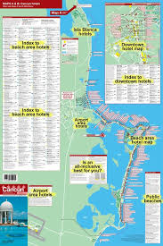 New Orleans Downtown Map by Best 25 Cozumel Map Ideas On Pinterest Mexico Trips Cozumel