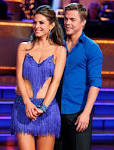 Image Maria Menounos DWTS Hair Picture