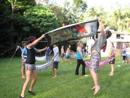 outdoor party games make good mood outdoor office party games