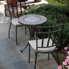 Cast Iron Patio Set Table Chairs Garden Furniture - white wrought iron garden furniture amazing piece vintage cast