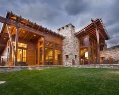 Captivating Modernrustic Home In The Colorado Mountains - Modern rustic home design