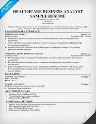 Business Analyst Resume Template  resume examples business analyst
