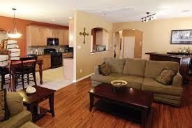 Kitchen Living Room Open Floor Plan Paint Colors Making A Small Kitchen Island U2013 Kitchen Ideas