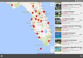 Map Of Wellington Florida Rv Parks U0026 Campgrounds Android Apps On Google Play